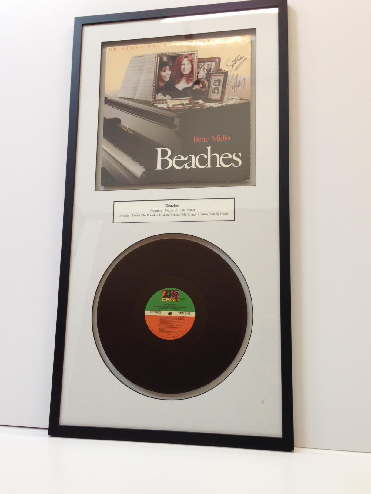 Beaches Vinyl Record
